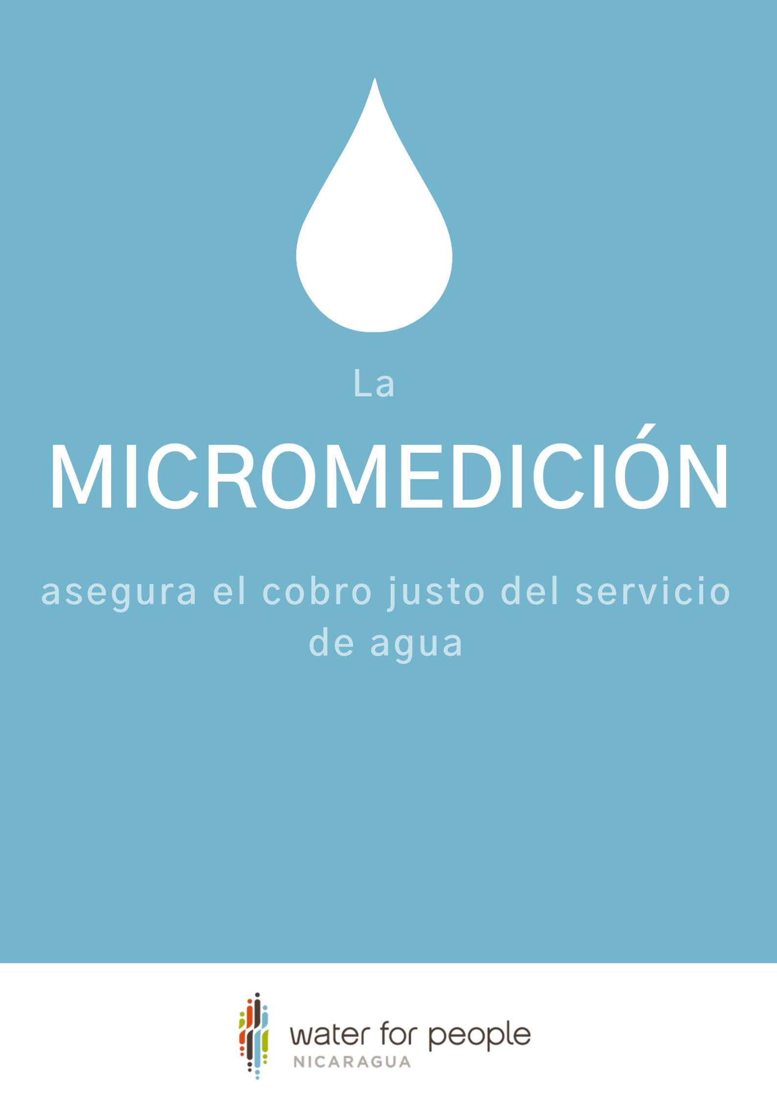 La Micromedición segura cobro justo